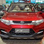 Daihatsu FX concept - Tương lai mới cho Terios? - Dân Trí