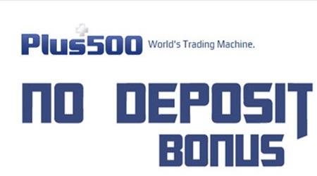 plus500 bonus code