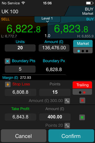 fx trading app