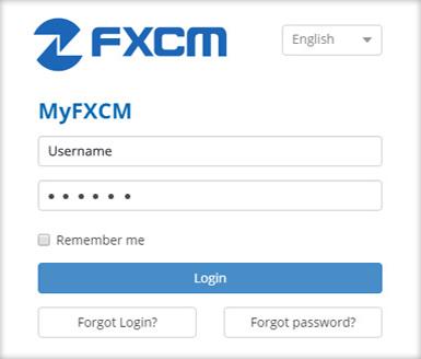 fxcm log in