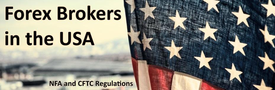 fx brokers usa
