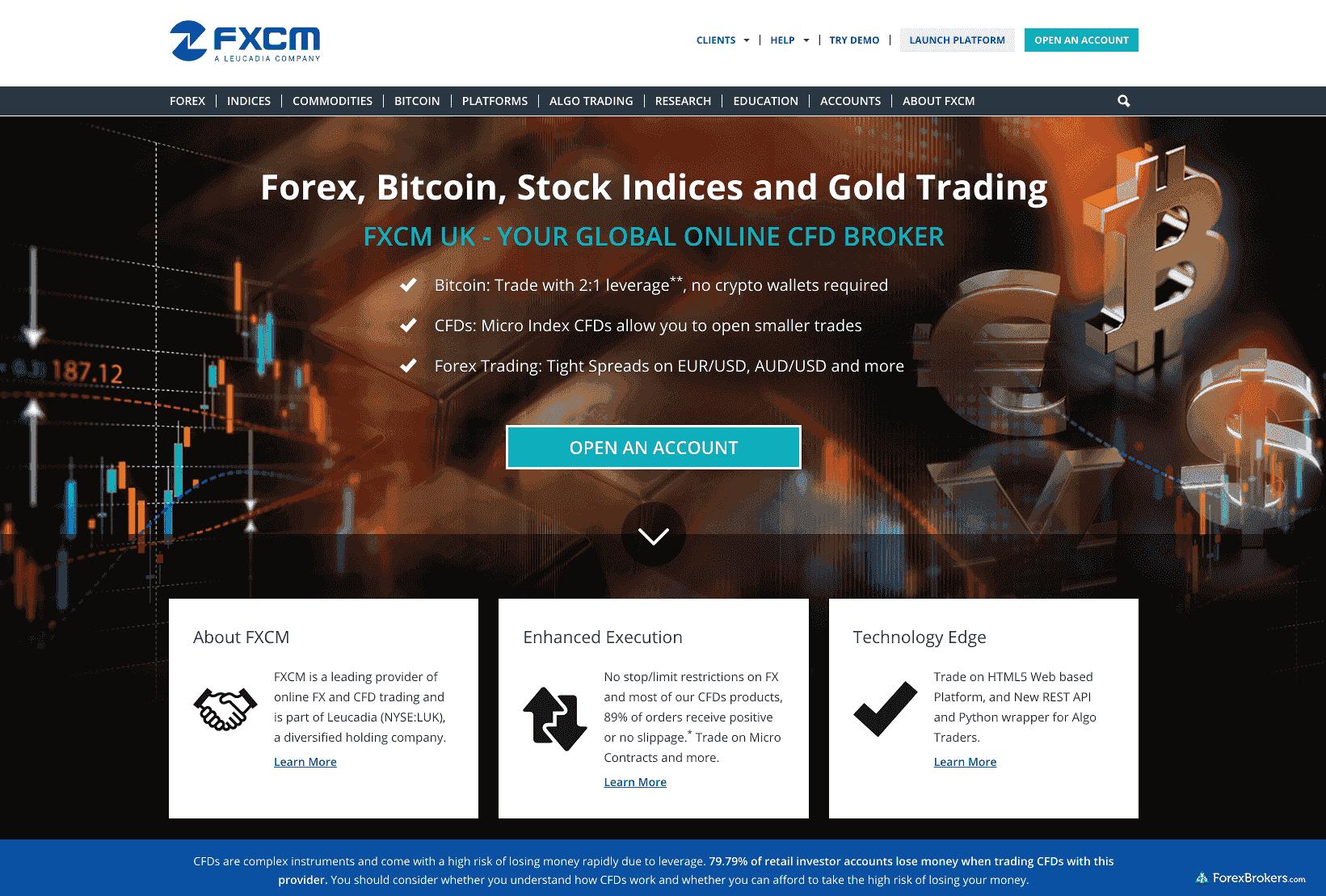 fxcm leverage usa