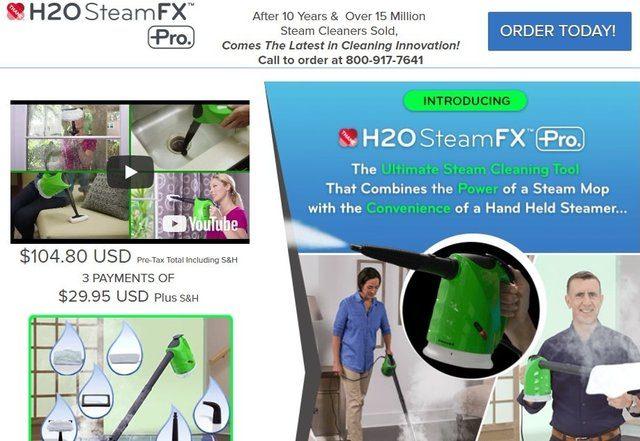 steam fx pro