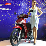 Honda Future 2018 ra mắt: Dáng mới, giá từ 30,2 triệu - Zing.vn