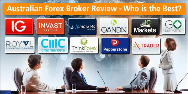 australia fx broker