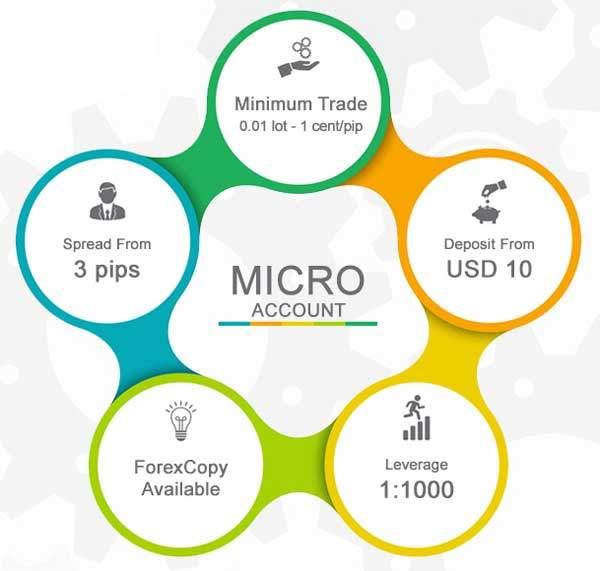 micro fx account