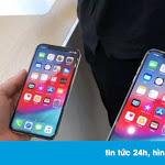 Ảnh thực tế iPhone XS và iPhone XS Max - dáng cũ, tính năng mới - Zing.vn