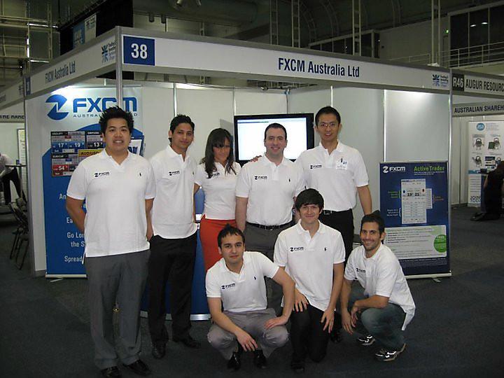 fxcm jobs