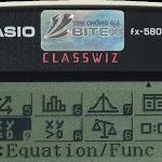 Phiên bản X của dòng máy tính Casio với 521 tính năng nổi bật - Kênh 14