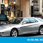 Siêu xe Ferrari cực hiếm của hoàng tử Brunei trên đường phố London - Zing.vn