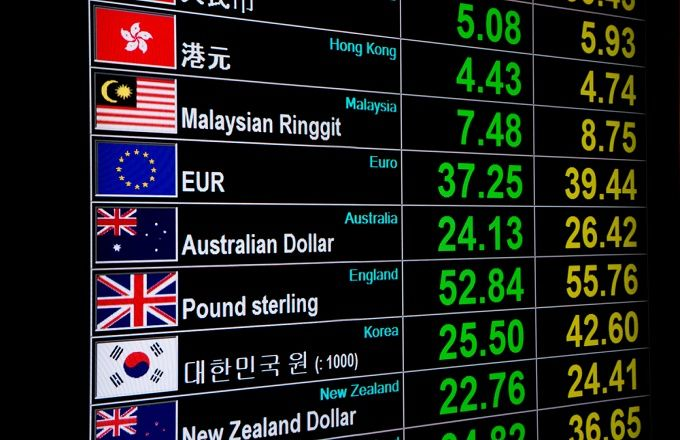what is an fx trader