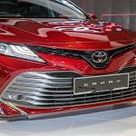 Toyota Camry 2019 chính thức ra mắt thị trường Đông Nam Á - TCN