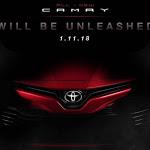 Toyota Camry 2019 sẽ chính thức ra mắt vào ngày 1/11 tới tại Malaysia - TCN - Trangcongnghe.com ✅